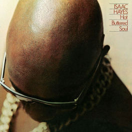 HOT BUTTERED SOUL Audio CD, ISAAC HAYES, CD