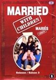 Married with children - Seizoen 3, (DVD) BILINGUAL