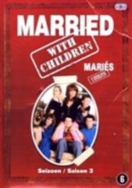 Married with children - Seizoen 3, (DVD) BILINGUAL TV SERIES, DVDNL
