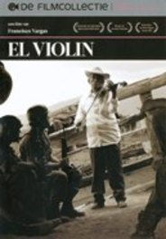 El violin, (DVD) BY: FRANCISCO VARGAS /CAST: GERARDO TARACENA MOVIE, DVDNL
