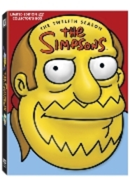 The Simpsons - Seizoen 12 (4DVD)