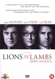 Lions for lambs, (DVD)