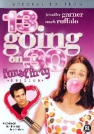 13 going on 30, (DVD) PAL/REGION 2 // W/JENNIFER GARNER/MARK RUFFAL (DVD), MOVIE, DVDNL