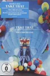 Take That - The Circus Live & Bonus Dvd
