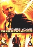 Surrogates, (DVD) PAL/REGION 2 // FT. BRUCE WILLIS