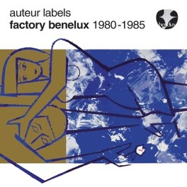 AUTEUR LABELS: FACTORY.. .. BENELUX Audio CD, V/A, CD
