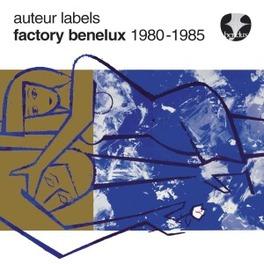 AUTEUR LABELS: FACTORY.. .. BENELUX Audio CD, V/A, CD