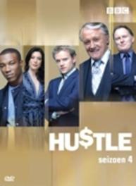 Hustle - Seizoen 4 (3DVD)