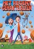Het regent gehaktballen (Cloudy with a chance of meatballs), (DVD)