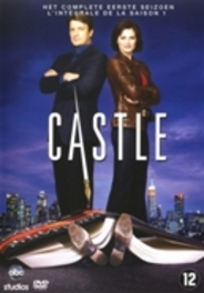 Castle - Seizoen 1, (DVD) BILINGUAL /CAST: NATHAN FILLION, STANA KATIC TV SERIES, DVDNL