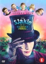 Sjakie en de chocoladefabriek, (DVD) PAL/REGION 2...CHOCOLADEFABRIEK (DVD), MOVIE, DVDNL