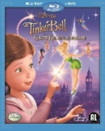 Tinkerbell - En de grote reddingsoperatie, (Blu-Ray) .. REDDINGSOPERATIE // COMBO PACK INCL.DVD ANIMATION, Blu-Ray