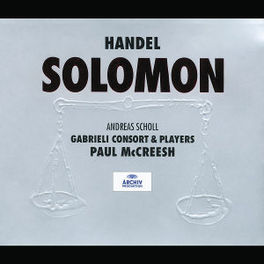 SOLOMON W/GABRIELLI CONCERT, MCCRESH Audio CD, G.F. HANDEL, CD