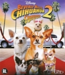 Beverly Hills chihuahua 2, (Blu-Ray) BILINGUAL MOVIE, Blu-Ray