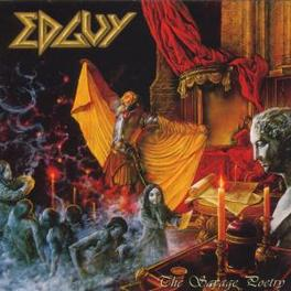 SAVAGE POETRY Audio CD, EDGUY, CD