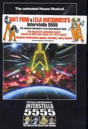 INTERSTELLA 5555 (PAL) - Keine Info -, Thomas Bangalter, DVDNL
