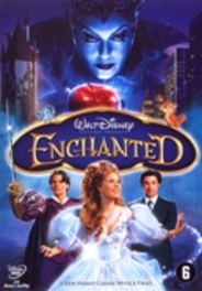 Enchanted, (DVD) CAST: AMY ADAMS, PATRICK DEMPSEY, TIMOTHY SPALL (DVD), MOVIE, DVDNL