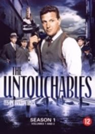 Untouchables - Seizoen 1 (8DVD)