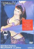 INSTRUCTIONAL BELLYDANCE WITH PAL/ALL REGIONS // W/JILLINA