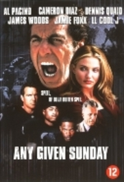 Any given sunday, (DVD) PAL/REGION 2 (DVD), Logan, John, DVDNL
