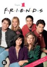 Friends - Seizoen 1, (DVD) CAST: JENNIFER ANISTON, COURTENEY COX TV SERIES, DVDNL