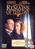Remains of the day, (DVD) CAST: ANTHONY HOPKINS + MANY EXTRA FEATURES
