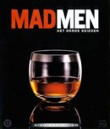 Mad Men - Seizoen 3 (Blu-ray)