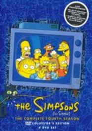 The Simpsons - Seizoen 4 (4DVD)