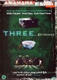 Three extremes, (DVD)