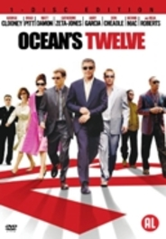 Ocean's Twelve, (DVD) CAST: GEORGE CLOONEY, BRAD PITT, MATT DAMON (DVD), MOVIE, DVDNL