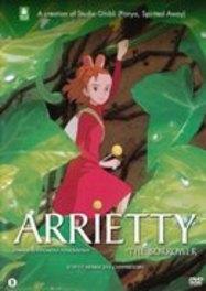 Arrietty The Borrower