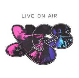 LIVE ON AIR LIVE 1985 YES, CD