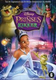 Prinses en de kikker (Princess & the frog), (DVD) PAL/REGION 2 ANIMATION, DVDNL