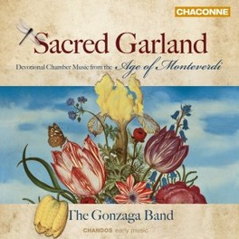 SACRED GARLAND Audio CD, GONZAGA BAND, CD