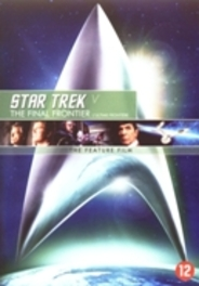Star trek 5 - Final frontier, (DVD) BILINGUAL // *THE FINAL FRONTIER* MOVIE, DVDNL