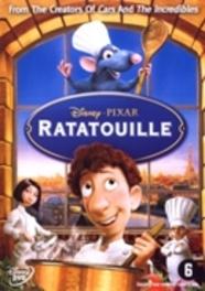 Ratatouille, (DVD) CAST: LOU ROMANO, IAN HOLM, PETER O'TOOLE (DVD), ANIMATION, DVDNL