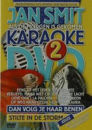Karaoke Dvd - Jan Smit Volume 2