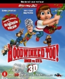 Hoodwinked Too!: Hood vs Evil (3 Blu-ray)