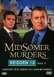 Midsomer Murders - Seizoen 13, deel 1 (4DVD)