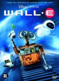 Wall-E, (DVD) CAST: ELISSA KNIGHT, BEN BURTT, SIGOURNEY WEAVER ANIMATION, DVD