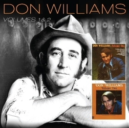 VOLUME 1 & VOLUME 2 FIRST 2 ALBUMS ON 1 CD DON WILLIAMS, CD