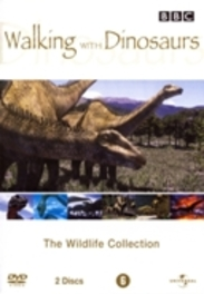 BBC: The Wildlife Collection - Walking With Dinosaurs (2DVD)