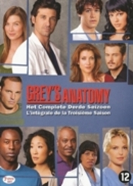 Grey's Anatomy - Seizoen 3 (7DVD)
