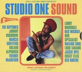 STUDIO ONE SOUND SOUL JAZZ RECORDS PRESENTS ... V/A, CD