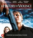 History of violence, (Blu-Ray)