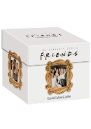 Friends - Seizoen 1-10, (DVD) .. COLLECTION// 15TH ANNIVERSARY COLLECTORS EDITION! TV SERIES, DVD