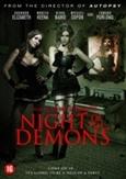 Night of the demons, (DVD)