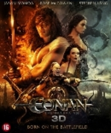 Conan - Limited Edition (3D Blu-ray)