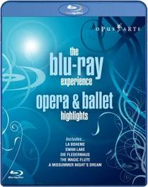 The Blu-ray Experience - Opera & Ballet Highlights