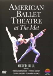 American Ballet Theatre At The -Ntsc/All Regions-